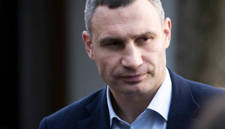 Кличко подал в суд на Гончарука и Богдана
