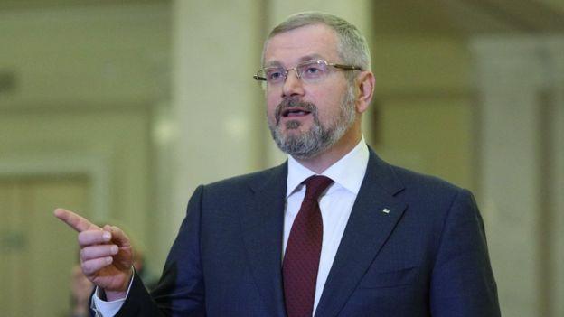 Луценко заявил, что Вилкулу и Колесникову объявили подозрения