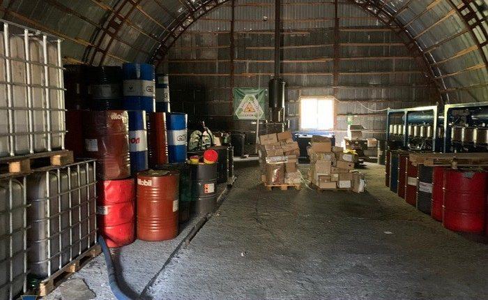 """Обыски в """"Укргаздобыче"""" связаны с присвоением средств при утилизации опасных отходов"""