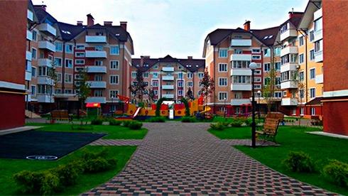В пригородах Киева в два раза уменьшилась активность застройщиков