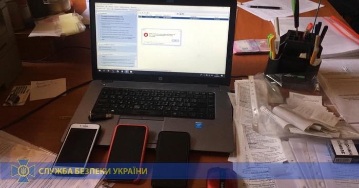 В Киеве СБУ блокировала рейдерский захват недвижимости стоимостью $25 млн