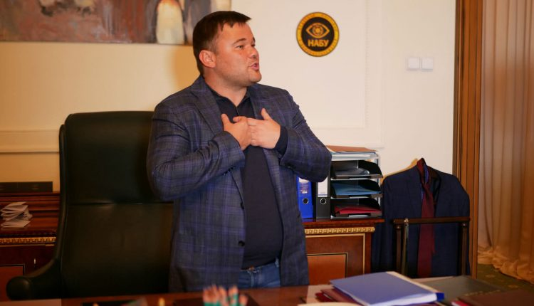 Богдан рассказал о своих встречах и отношениях с Коломойским