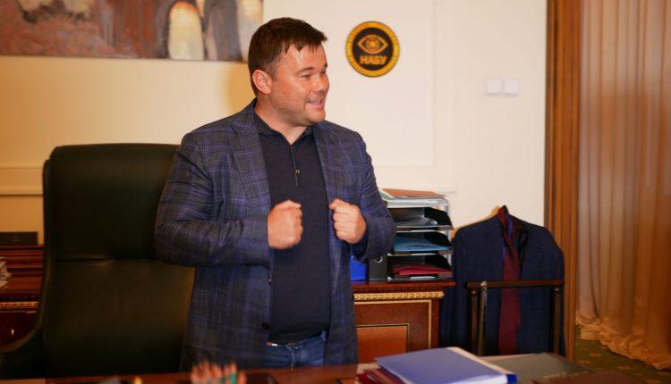 Андрей Богдан рассказал, почему он так не любит журналистов