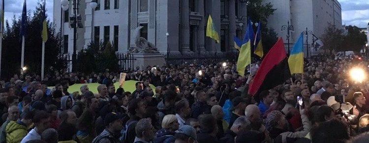 """Михаил Подоляк: """"Майданные симптомы"""""""