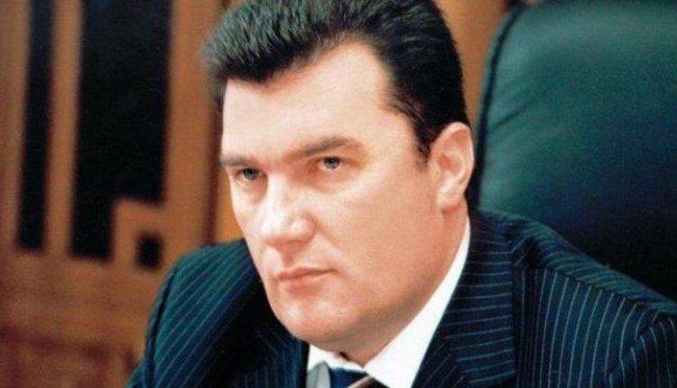 Президент назначил секретарем СНБО Алексея Данилова