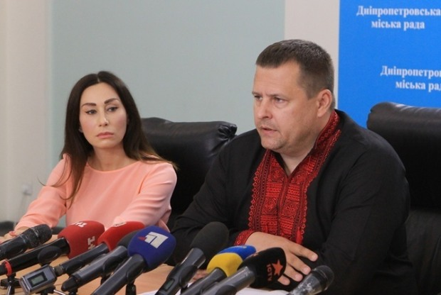 Мэр Днепра признался, что его жена очень переживает из-за Коломойского