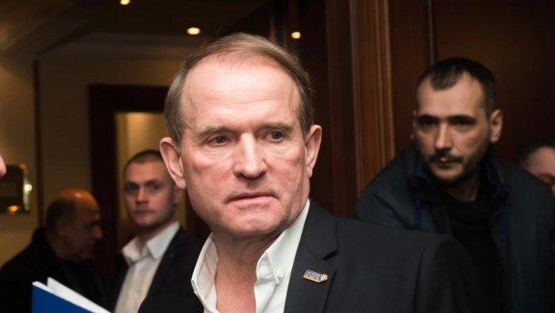 Медведчук пришел в Раду с часами Rolex стоимостью более 850 тысяч