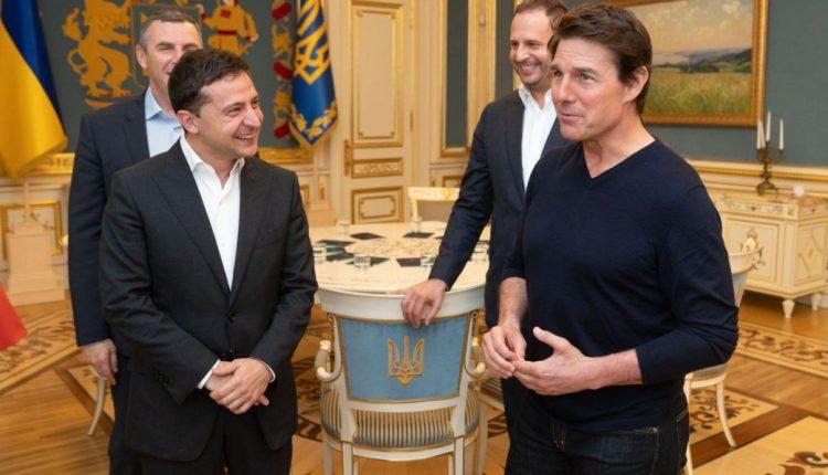 Том Круз даст заработать Киевскому метрополитену