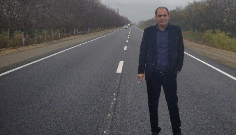 Араик Амирханян выходит на большую дорогу