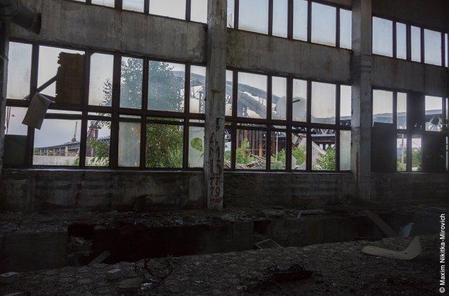 """Виктор Скаршевский: """"Деиндустриализация продолжается"""""""