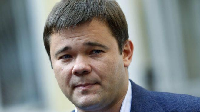 Андрей Богдан был корреспондентом телеканала 1+1