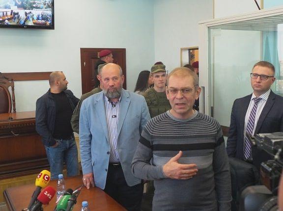 Суд оставил экс-нардепа Сергея Пашинского под стражей до 29 января