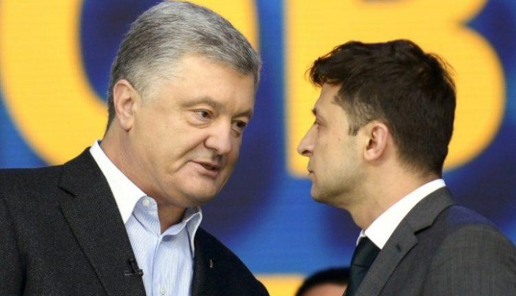 Луценко заявил, что отказал Зеленскому и Порошенко в аресте телеканалов