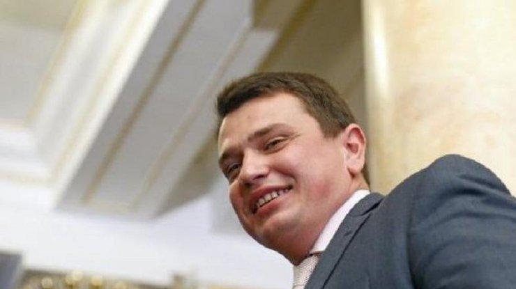 Директор НАБУ Артем Сытник заработал в октябре более 170 тысяч