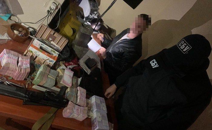 СБУ ликвидировала конвертационный центр с оборотом 100 млн