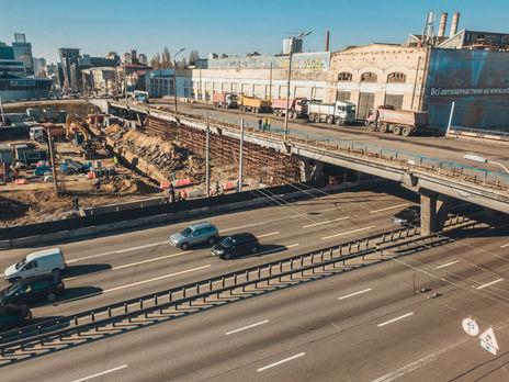 Стоимость реконструкции Шулявского моста увеличилась почти на треть