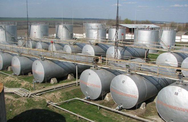 «ПриватБанк» выставил на продажу 21 нефтебазу