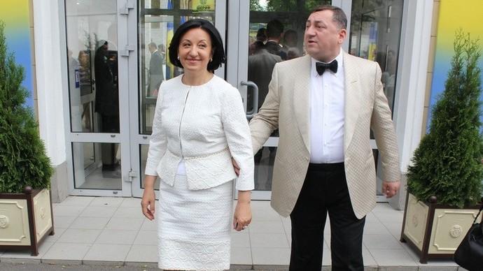Состояние Александра и Галины Герег оценили в $930 млн