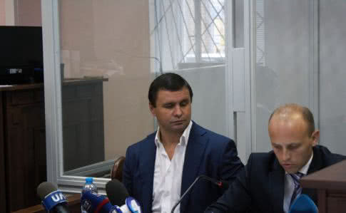 Экс-нардепу Максиму Микитасю продлили до 14 февраля меру пресечения
