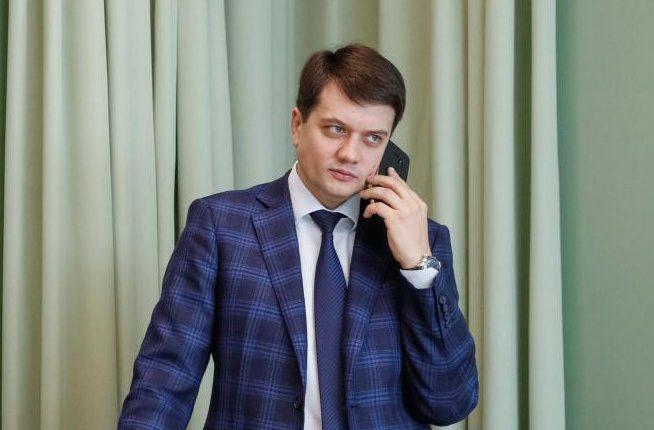 Спикер парламента подписал закон о госбюджете