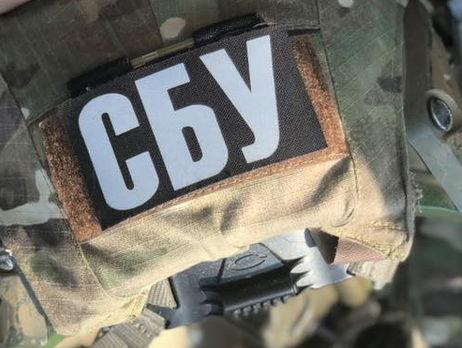 СБУ проводит обыски в департаментах КГГА