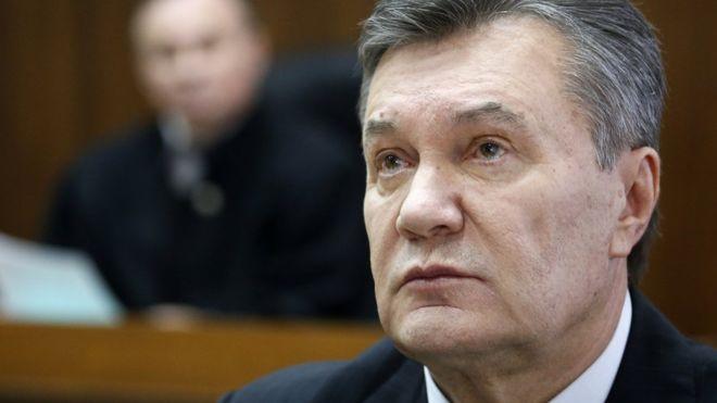 "Швейцария еще на год заморозила 70 млн франков ""семьи"" Януковича"
