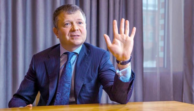 Константин Жеваго обжалует взыскание с него 1,5 млрд долга по рефинансированию