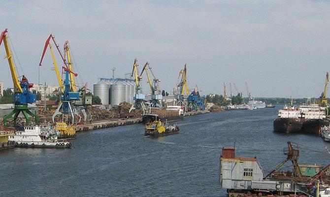 Названы претенденты на концессию порта Херсон