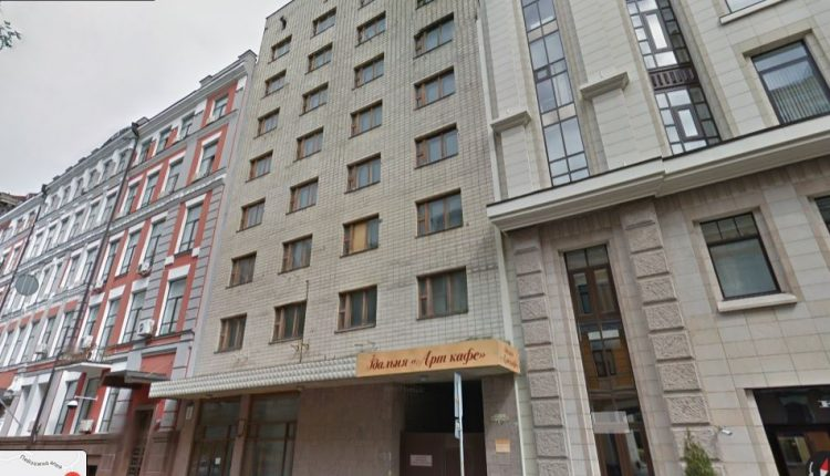 Рада потратит 120 млн на капремонт здания в центре Киева