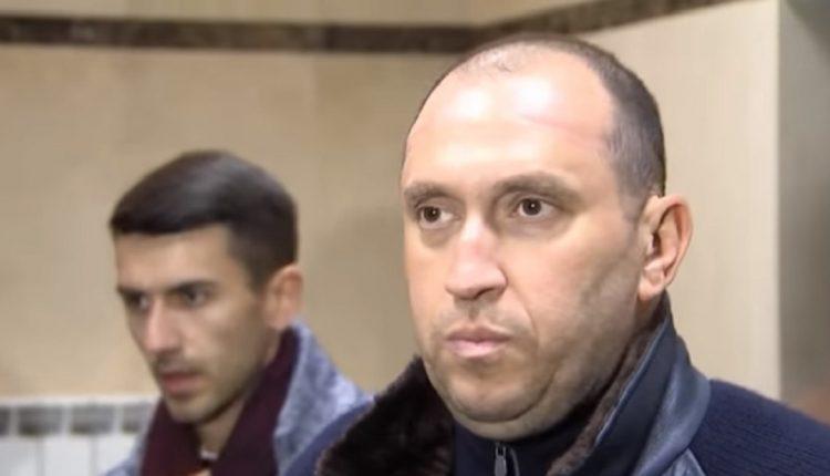 Полиция снова надела электронный браслет на Вадима Альперина