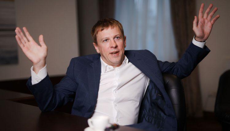 Хомутынник хочет построить большой ТРЦ в столице, но киевляне против