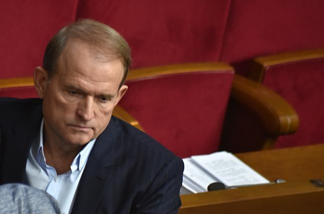 Прокуратура истребует 35 гектаров с имением Медведчука на Киевщине
