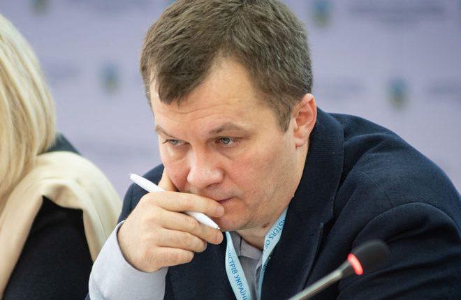 Милованов признался, что не сообщил в органы о предложении взятки в $10 млн