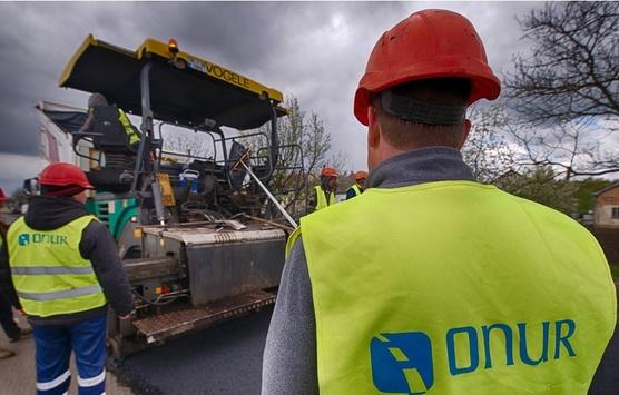 Турецкая Onur победила в тендере на ремонт трассы на Киевщине
