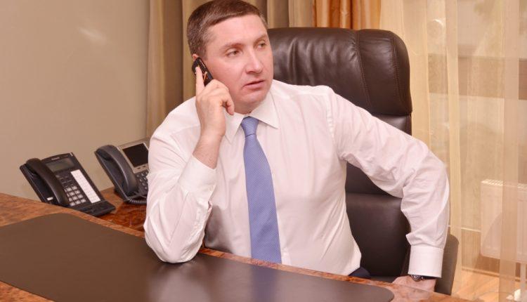 Виктор Полищук вернулся на землю