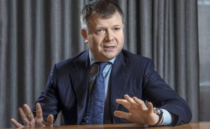 Суд заморозил 50% акций Полтавского ГОКа Константина Жеваго