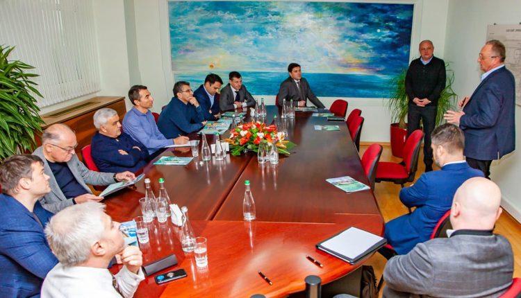 Азербайджанская SOCAR присматривается к Одесскому припортовому заводу