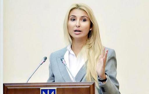 Суд назначил 7 млн гривен залога бывшей замминистра юстиции Бернацкой