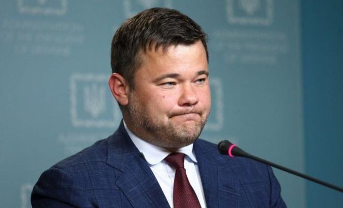 В СМИ вновь сообщают о возможной отставке Андрея Богдана