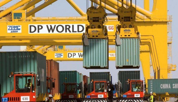 Портовый оператор DP World заходит в Украину