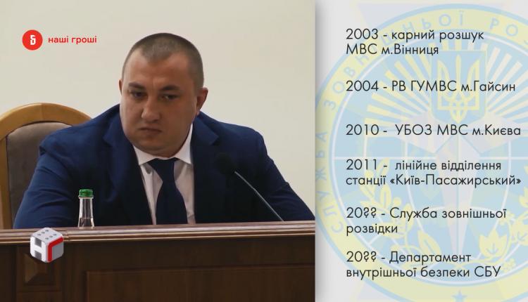 Семья главы областной СБУ владеет элитными авто и недвижимостью в Киеве