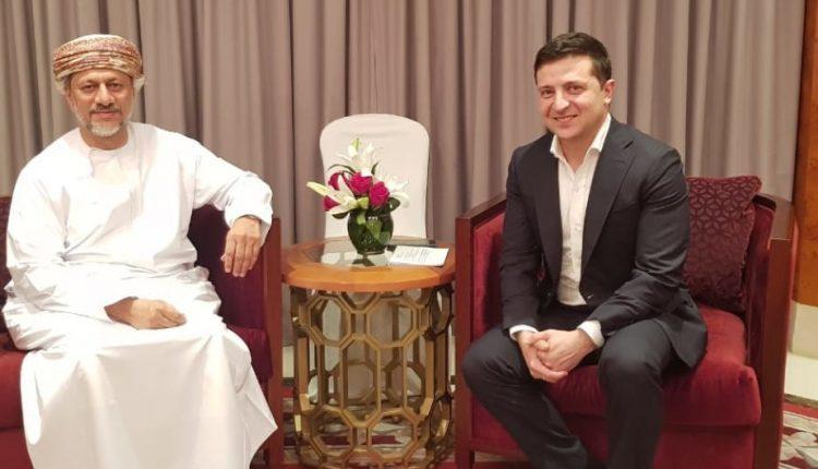 Охрана Зеленского в Омане обошлась в 74 тысячи