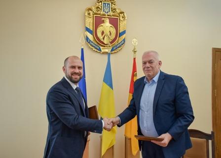 Пипер пришел в центр Украины в интересах беглого экс-министра, осевшего в Израиле