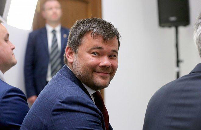 Андрей Богдан возобновил адвокатскую лицензию