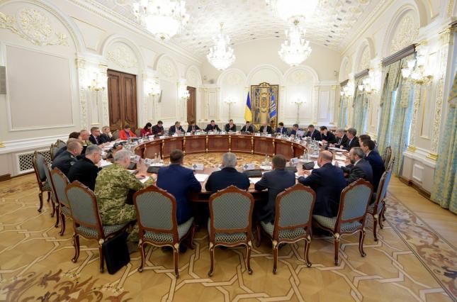 СНБО во вторник соберется на экстренное заседание – СМИ