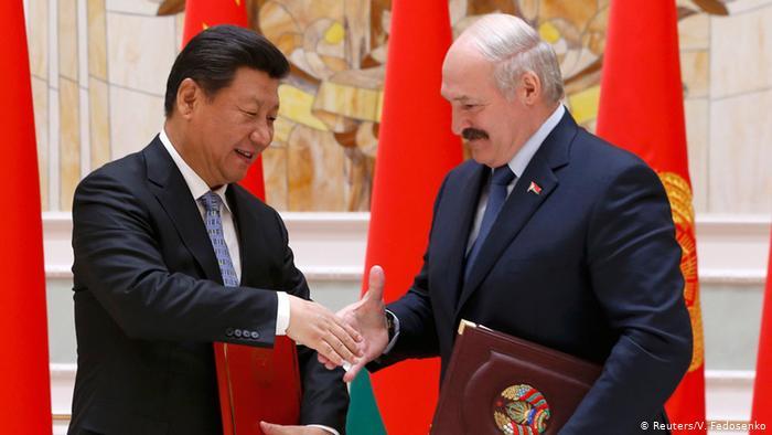 """Сергей Щербина: """"Китай и Беларусь становятся образцами для масс в Украине"""""""