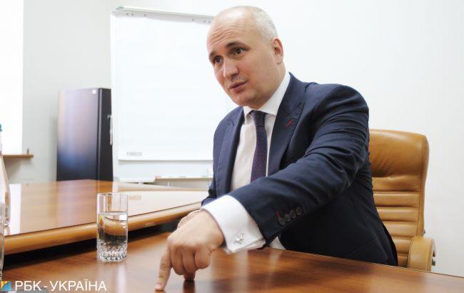 """Фаворов уходит с поста директора по интегрированному газовому бизнесу """"Нафтогаза"""""""