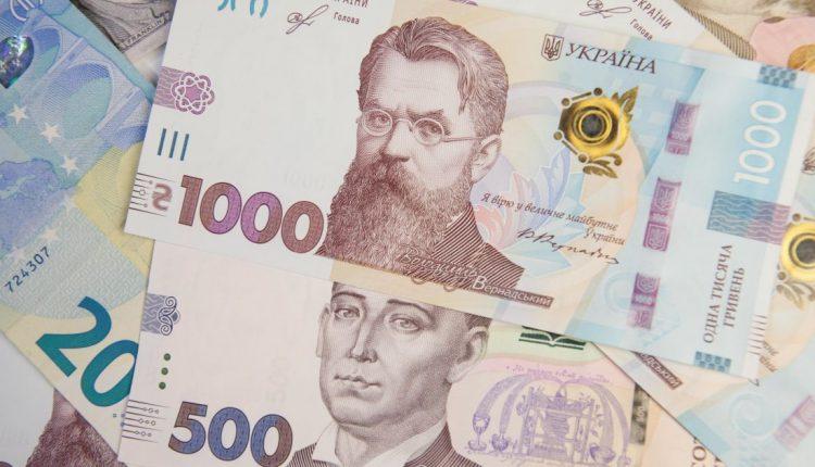 Украинцы в марте вывели из банков 2,75 млрд гривен