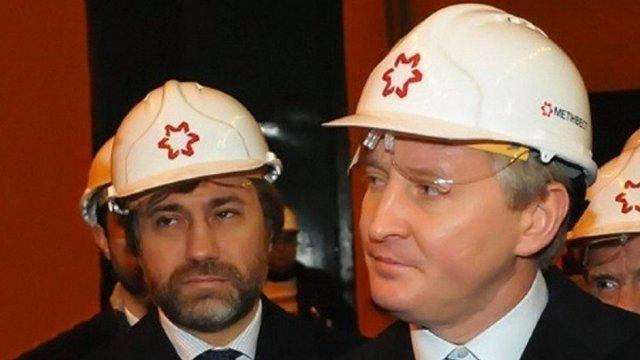 Метинвест Ахметова и Новинского пожаловался, что государство задолжало 1 млрд гривен НДС