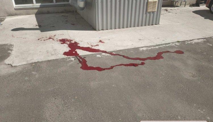 """В Николаеве пулевое ранение в голову получил Михаил Титов, известный как """"Мультик"""""""